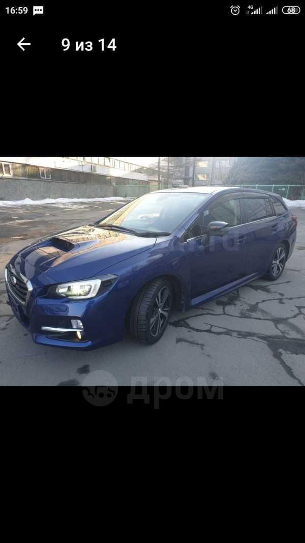 Subaru Levorg, 2016 год, 1 000 000 руб.