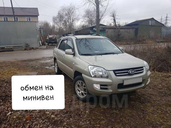 Kia Sportage, 2007 год, 425 000 руб.