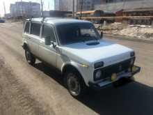 Курган 4x4 2131 Нива 1997