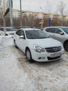 Барнаул Almera 2018
