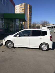 Азов Honda Fit 2001