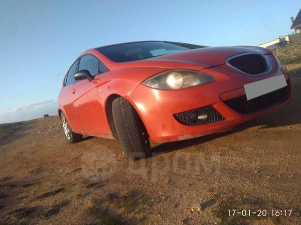 SEAT Leon, 2006 год, 195 000 руб.