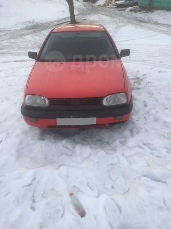 Volkswagen Golf, 1996 год, 80 000 руб.