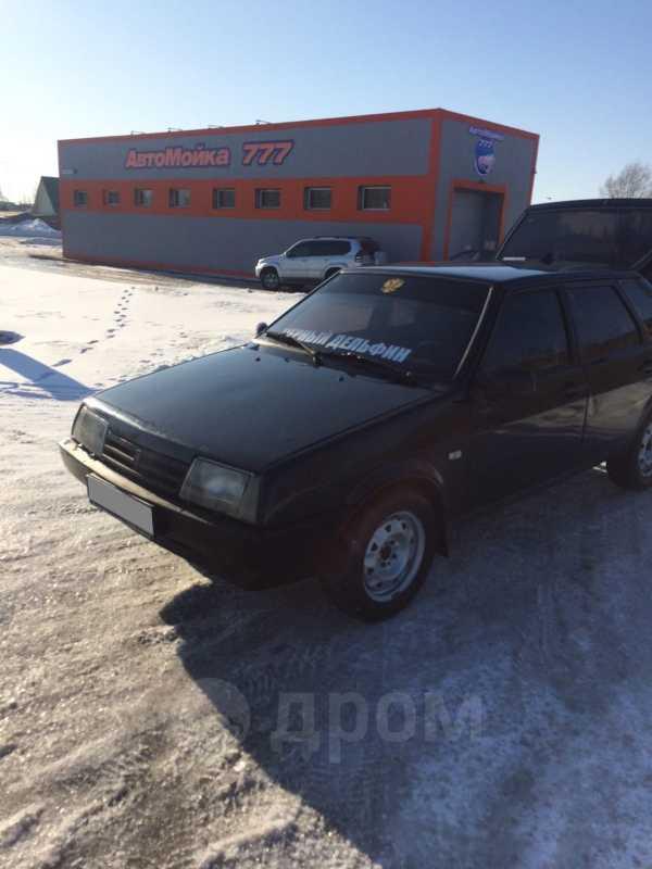 Лада 2109, 1990 год, 45 000 руб.