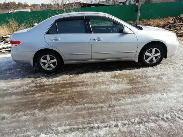 Honda Inspire, 2003 год, 380 000 руб.