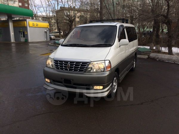 Toyota Grand Hiace, 2002 год, 385 000 руб.