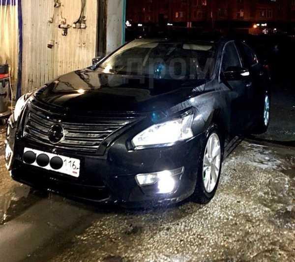 Nissan Teana, 2014 год, 770 000 руб.