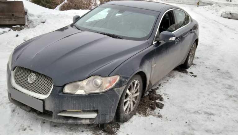 Jaguar XF, 2008 год, 450 000 руб.