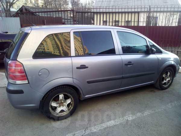 Opel Zafira, 2007 год, 300 000 руб.