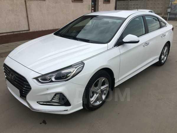 Hyundai Sonata, 2018 год, 1 215 000 руб.