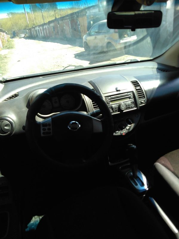 Nissan Note, 2008 год, 345 000 руб.