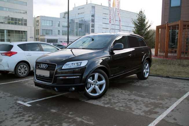 Audi Q7, 2008 год, 840 000 руб.