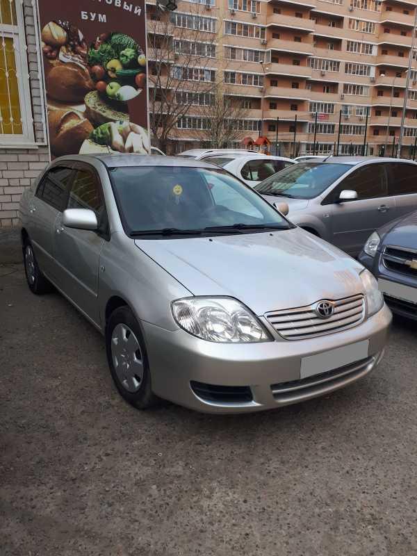 Toyota Corolla, 2005 год, 305 000 руб.