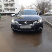 Москва GS300 2005