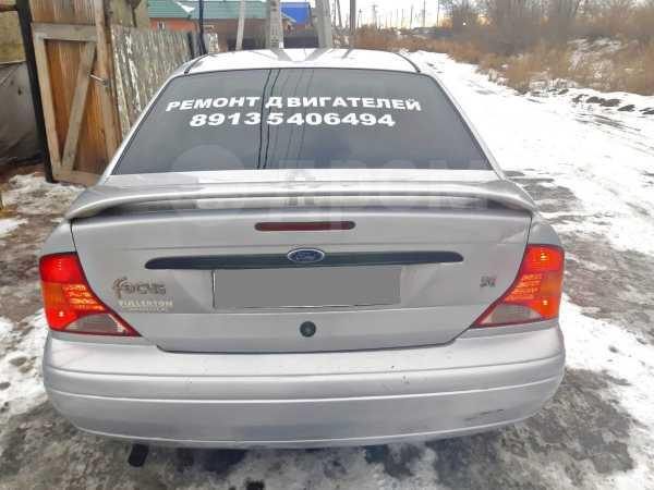 Ford Focus, 2001 год, 190 000 руб.