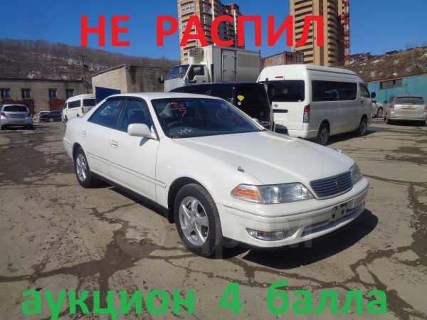 Toyota Mark II, 1997 год, 555 000 руб.