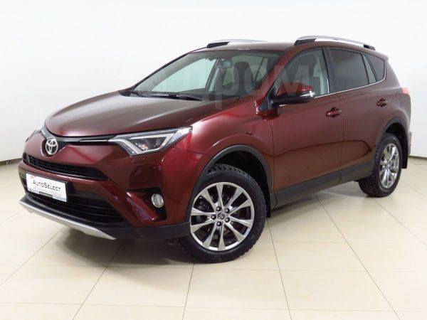 Toyota RAV4, 2018 год, 1 759 000 руб.