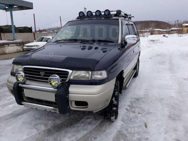 Mazda MPV, 1997 год, 315 000 руб.