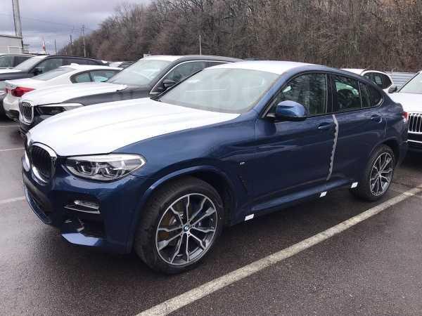 BMW X4, 2019 год, 4 110 000 руб.