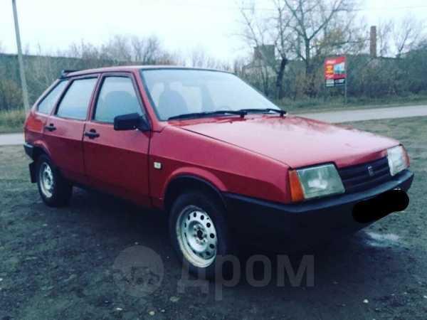 Лада 2109, 1996 год, 49 000 руб.