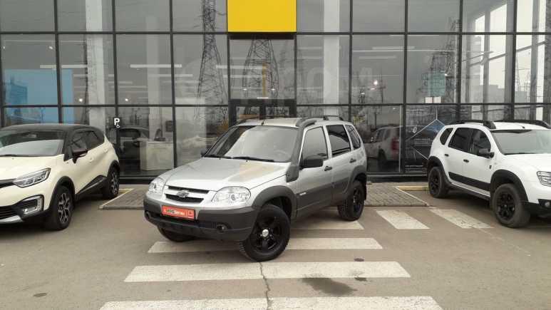 Chevrolet Niva, 2015 год, 410 000 руб.