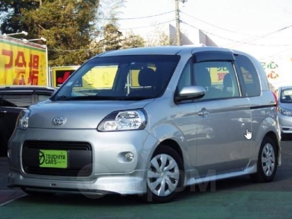 Toyota Porte, 2017 год, 550 000 руб.