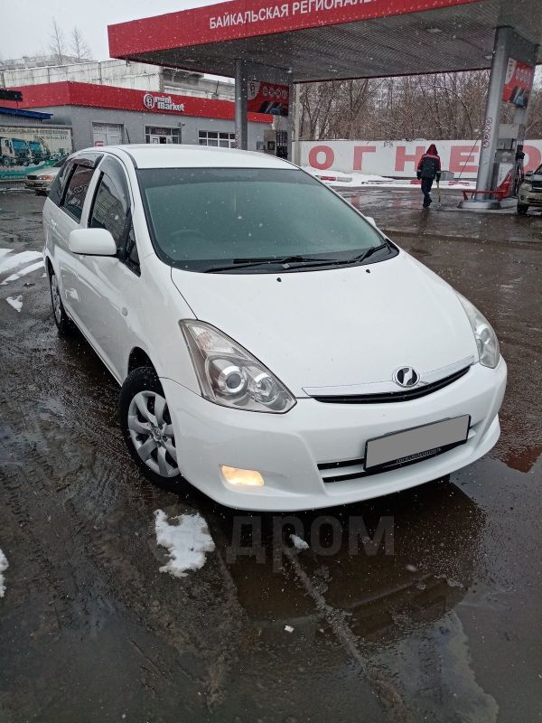 Toyota Wish, 2007 год, 600 000 руб.