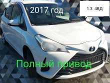 Омск Vitz 2017
