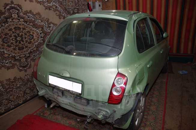 Nissan Micra, 2006 год, 150 000 руб.