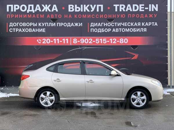 Hyundai Elantra, 2010 год, 460 000 руб.
