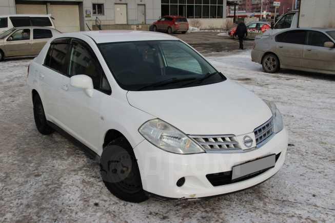 Nissan Tiida Latio, 2008 год, 355 000 руб.