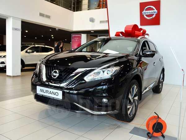Nissan Murano, 2020 год, 3 091 000 руб.