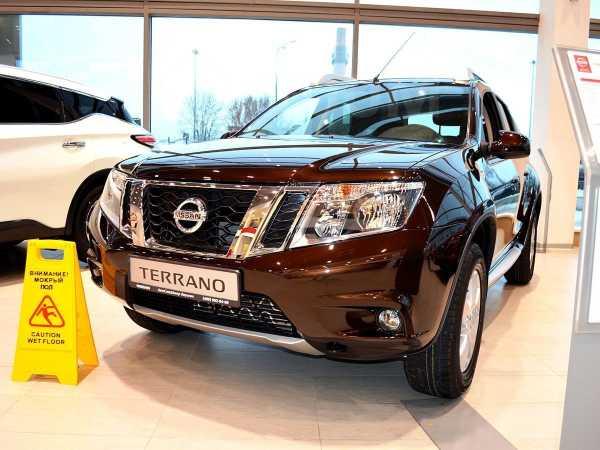 Nissan Terrano, 2020 год, 1 080 000 руб.