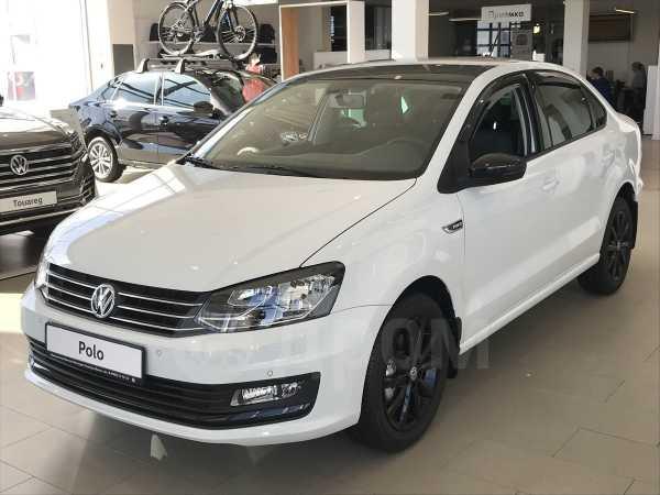 Volkswagen Polo, 2019 год, 1 012 459 руб.