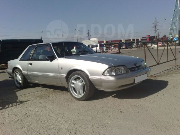 Ford Mustang, 1991 год, 990 000 руб.