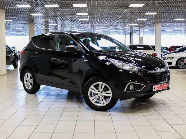 Hyundai ix35, 2012 год, 709 900 руб.