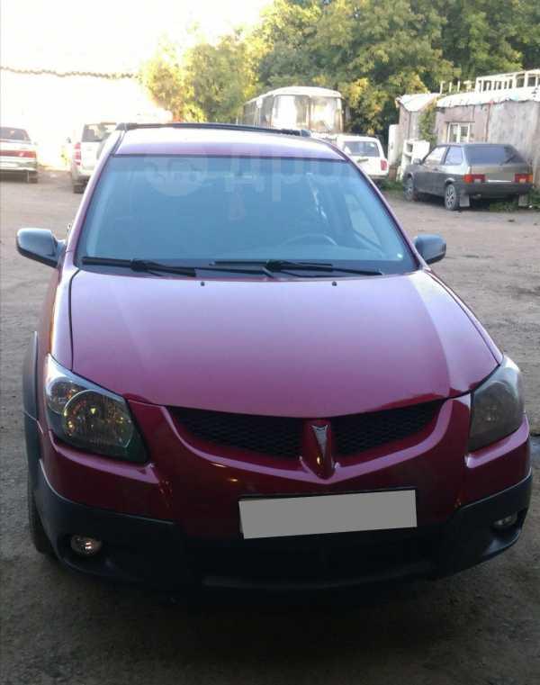 Pontiac Vibe, 2004 год, 340 000 руб.