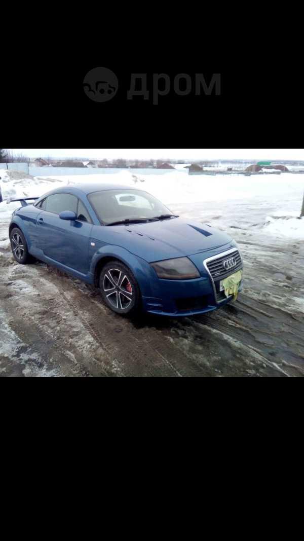 Audi TT, 1999 год, 550 000 руб.