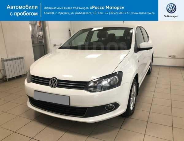 Volkswagen Polo, 2013 год, 563 000 руб.