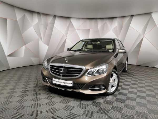 Mercedes-Benz E-Class, 2013 год, 1 363 000 руб.