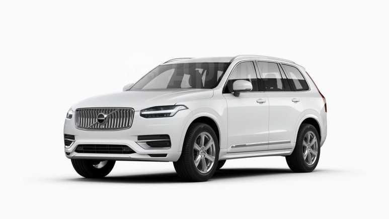 Volvo XC90, 2019 год, 4 383 119 руб.
