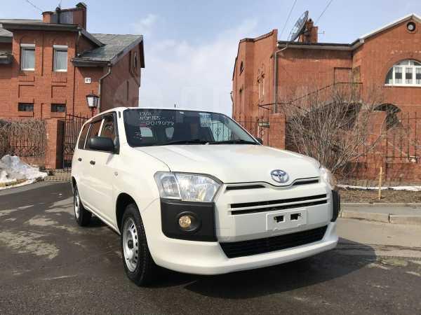 Toyota Probox, 2016 год, 575 000 руб.