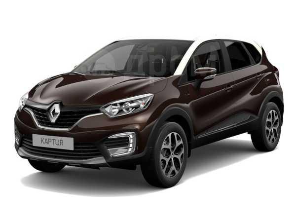 Renault Kaptur, 2019 год, 1 289 990 руб.