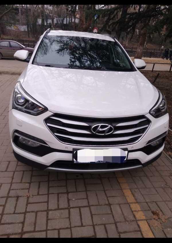 Hyundai Santa Fe, 2016 год, 1 600 000 руб.