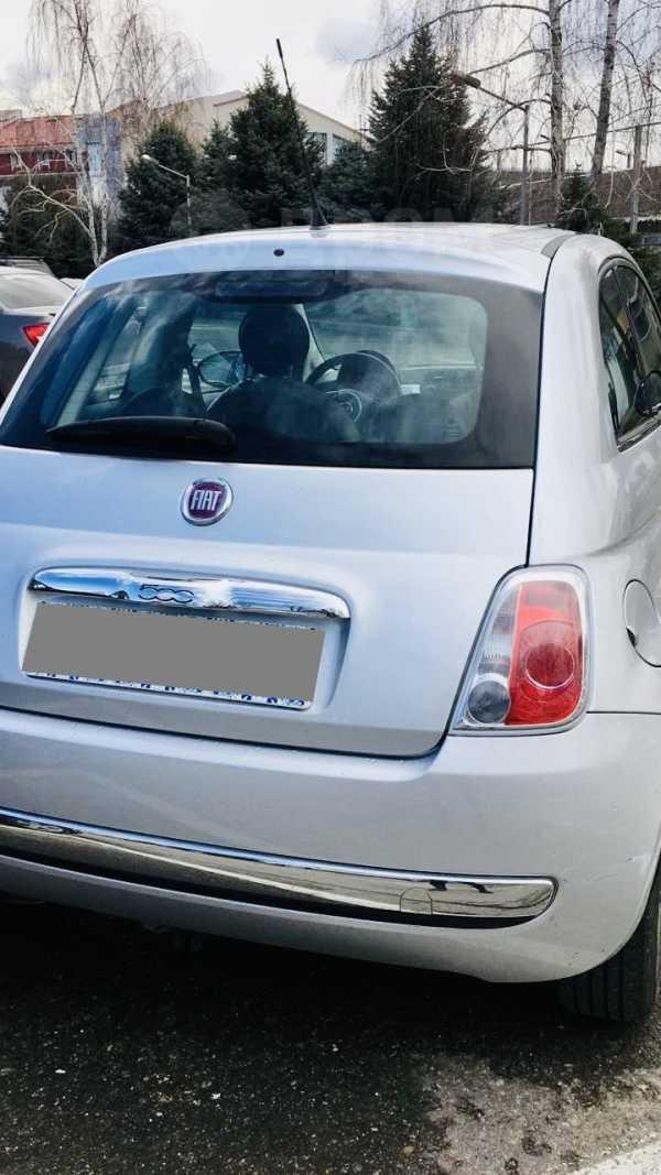 Fiat 500, 2012 год, 450 000 руб.
