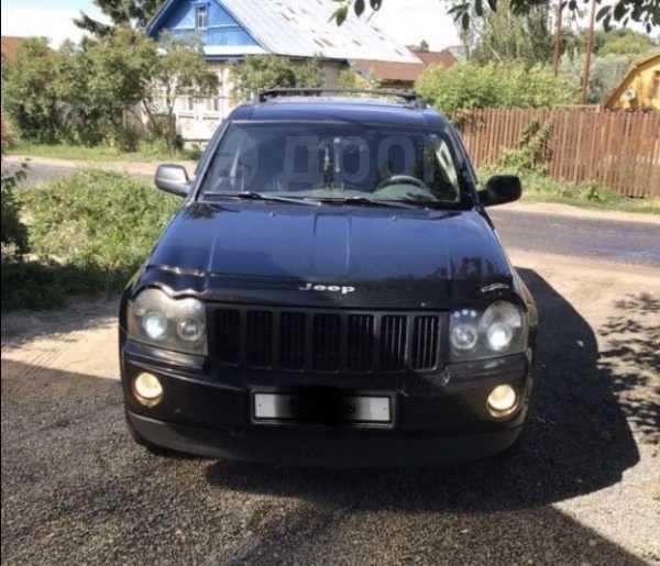 Jeep Grand Cherokee, 2006 год, 575 000 руб.