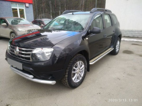 Renault Duster, 2014 год, 585 000 руб.