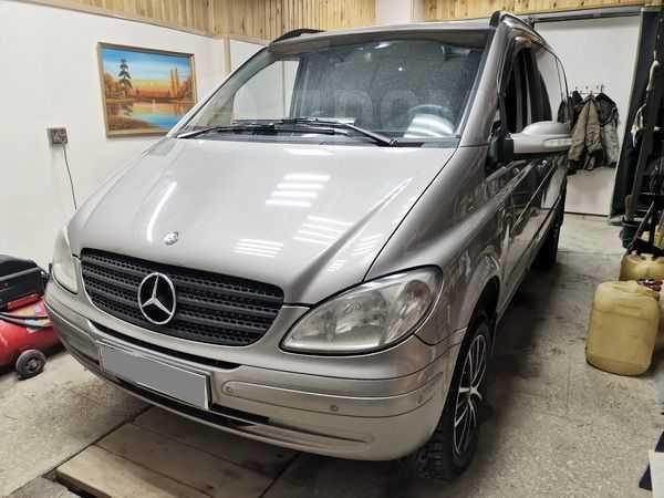 Mercedes-Benz Viano, 2008 год, 1 100 000 руб.