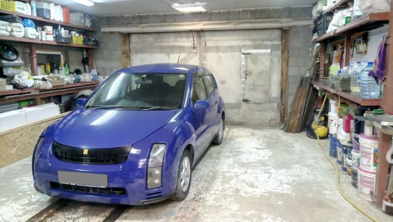 Toyota WiLL Cypha, 2003 год, 255 000 руб.