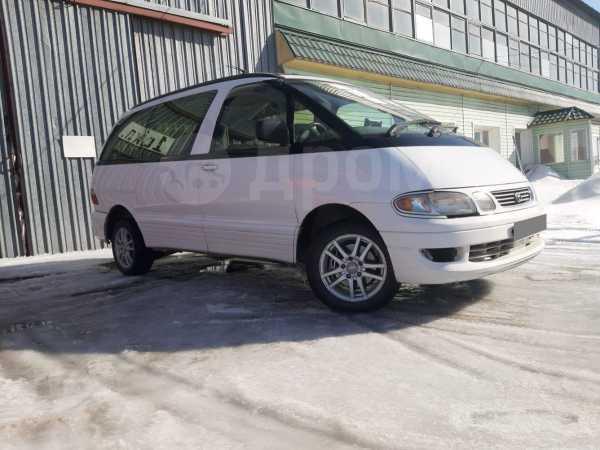 Toyota Estima Emina, 1998 год, 285 000 руб.